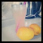 quand fait trop chaud… c'est citronnade party!!